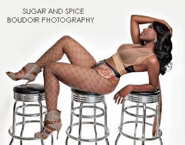 Sugar and Spice Boudoir Photography