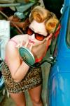 Pin up Lyn De Ville