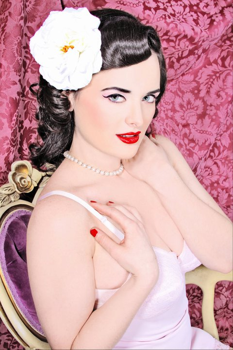 Vixen Pin Up Photography