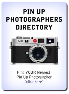 Pin Up Photographer Directory - Find Your Nearest Pin Up Photographer