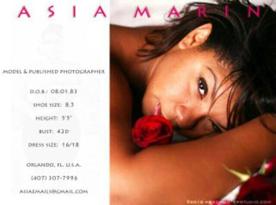 ASIA MARIN COMP CARD